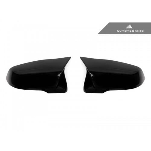 AutoTecknic Painted M-Inspired Mirror Covers - F20 1-Series   F22 2-Series   F30 3-Series   F32/ F36 4-Series   F87 M2