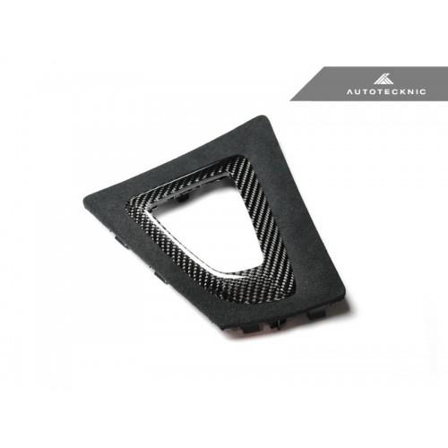 AutoTecknic Carbon Alcantara Shift Console Trim - F30 3-Series | F32 4-Series