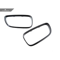 AutoTecknic Replacement Dry Carbon Grille Surround Set - F87 M2