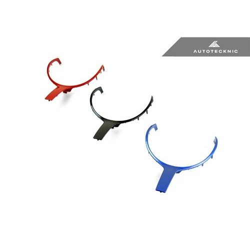 AutoTecknic Painted M-Sport Steering Wheel Trim - BMW F-Chassis