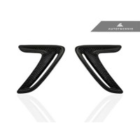 AutoTecknic Replacement Carbon Fender Trim - F34 3-Series GT (Gran Turismo)