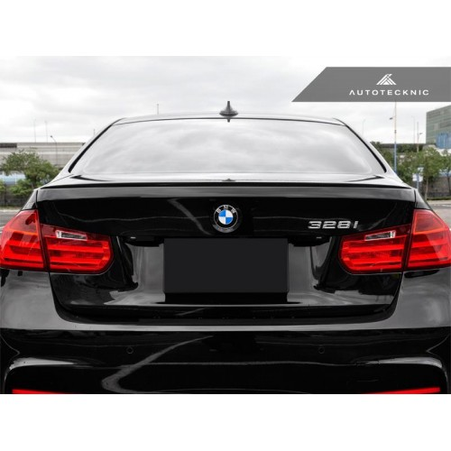 AutoTecknic Trunk Lip Spoiler - BMW F30 3-Series Sedan | F80 M3