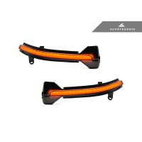 AutoTecknic Smoked Dynamic Sequential LED Turn Signal - F10 5-Series | F06/ F12/ F13 6-Series