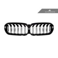 AutoTecknic Replacement Glazing Black Front Grilles - F90 M5 LCI | G30 5-Series LCI