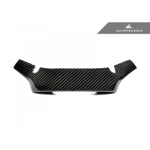 AutoTecknic Replacement Carbon Steering Wheel Top Cover - F91/ F92/ F93 M8