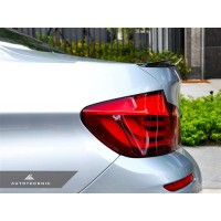 AutoTecknic Carbon Fiber Performante Trunk  Spoiler - F10 M5 | 5-Series Sedan (2011-Up)