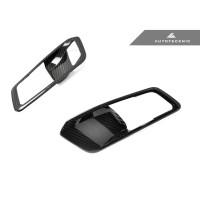 AutoTecknic Dry Carbon Interior Door Handle Trims - G20 3-Series