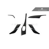 AutoTecknic Dry Carbon Fiber Interior Trim - F20/ F21 1-Series | F22 2-Series