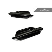 AutoTecknic Replacement Glazing Black Fender Trim - F87 M2 | M2 Competition