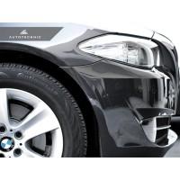 AutoTecknic Painted Front Bumper Reflectors - BMW F10 5-Series | F06/ F12/ F13 6-Series
