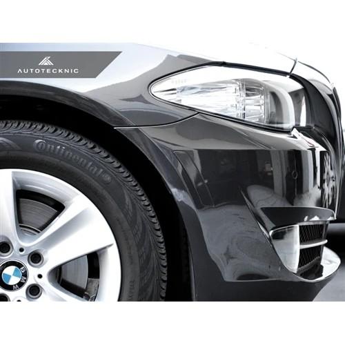 AutoTecknic Painted Front Bumper Reflectors - BMW F10 5-Series   F06/ F12/ F13 6-Series