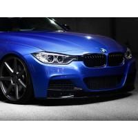 AutoTecknic Painted Front Bumper Reflectors - BMW F30 3-Series M Sport