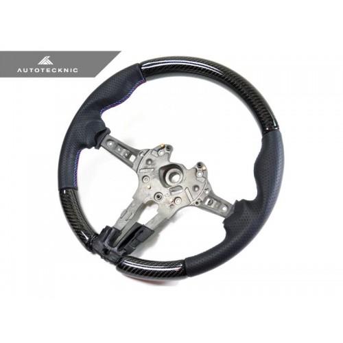 AutoTecknic Replacement Carbon Steering Wheel - F87 M2 | F80 M3 | F82/ F83 M4