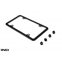 IND Painted License Plate Frame