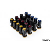 Project Kics Iconix R40 Racing Lug Nut Set - Closed End