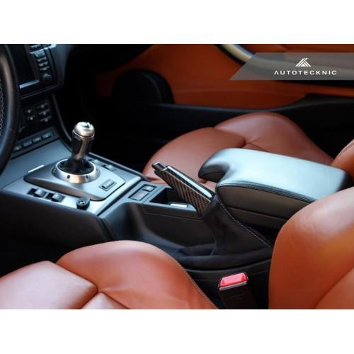 AutoTecknic Replacement Carbon Fiber E-Brake Handle - BMW