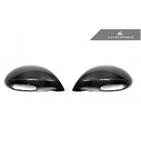 AutoTecknic Dry Carbon Sport Design Mirror Covers - Porsche 991 Carrera | Turbo | GT3 | GT4
