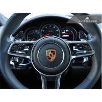 AutoTecknic Dry Carbon Competition Shift Paddles - Porsche 991.2 Carrera/ Turbo / GT3   991 GT3RS