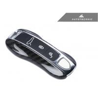 AutoTecknic Dry Carbon key Case - Porsche Panamera 17-UP   Cayenne 18-UP