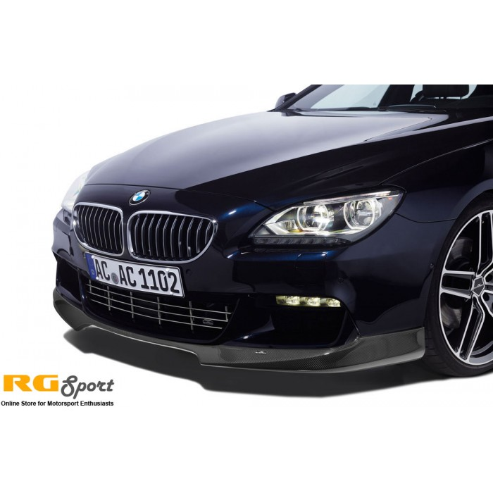 Bmw Xdrive50i Price: AC Schnitzer BMW ACS Carbon Front Spoiler For F06 F12 F13
