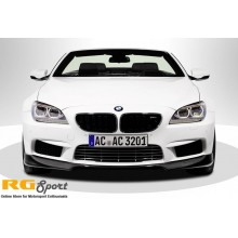 AC Schnitzer BMW ACS Carbon Front Spoiler for F06 F12 F13 M6 Coupe (P/N: 5111212710)