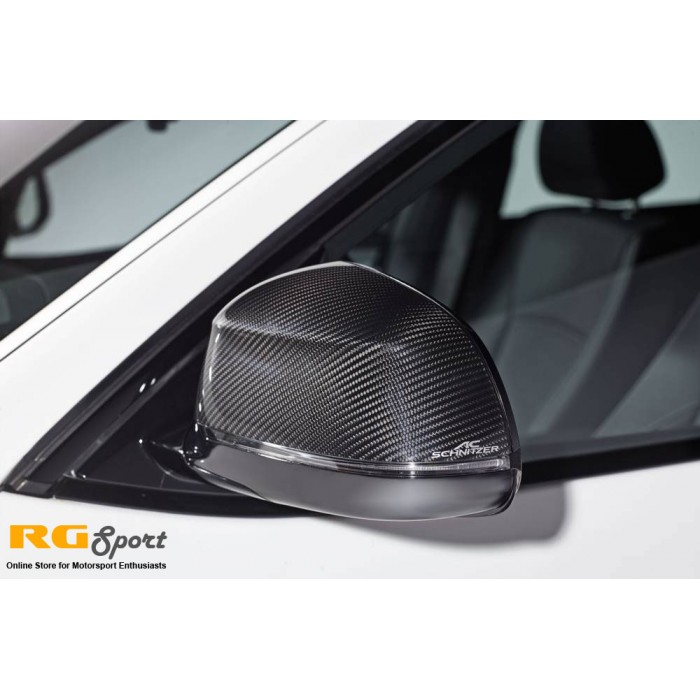 AC Schnitzer BMW Carbon Mirror Cover For F15 X5 (P/N
