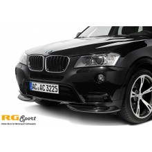 AC Schnitzer BMW ACS AERO KIT ACS3 for F25 X3 (P/N: 7010225110)