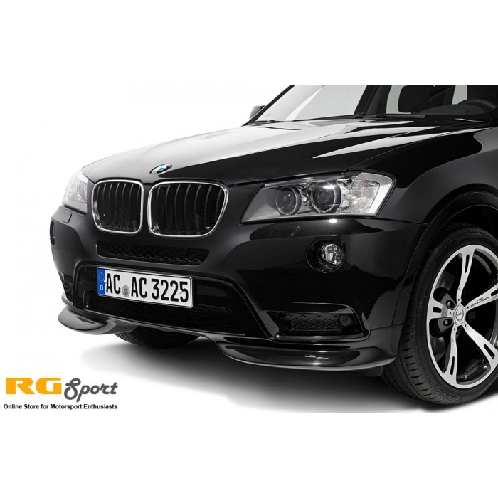 AC Schnitzer BMW Front Spoiler For F25 X3 (P/N: 5111225110