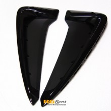 AutoTecknic BMW Replacement Fender Trims - F15 X5 | F85 X5M (P/N: BM-0078)