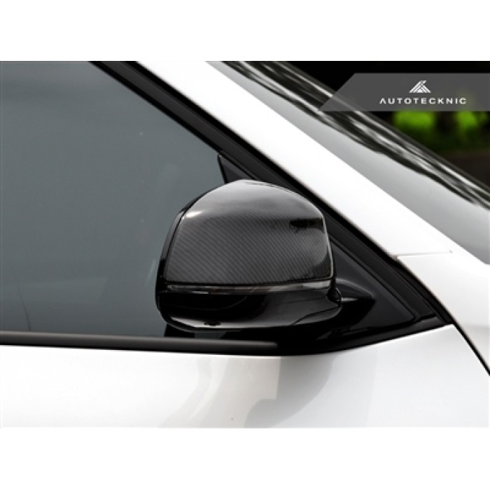 Autotecknic Replacement Carbon Fiber Mirror Covers F25