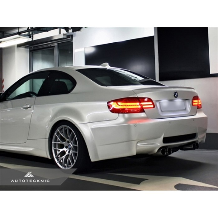 Bmw Xi 328: Autotecknic BMW FRP Trunk Lip Spoiler E92 3 Series Coupe