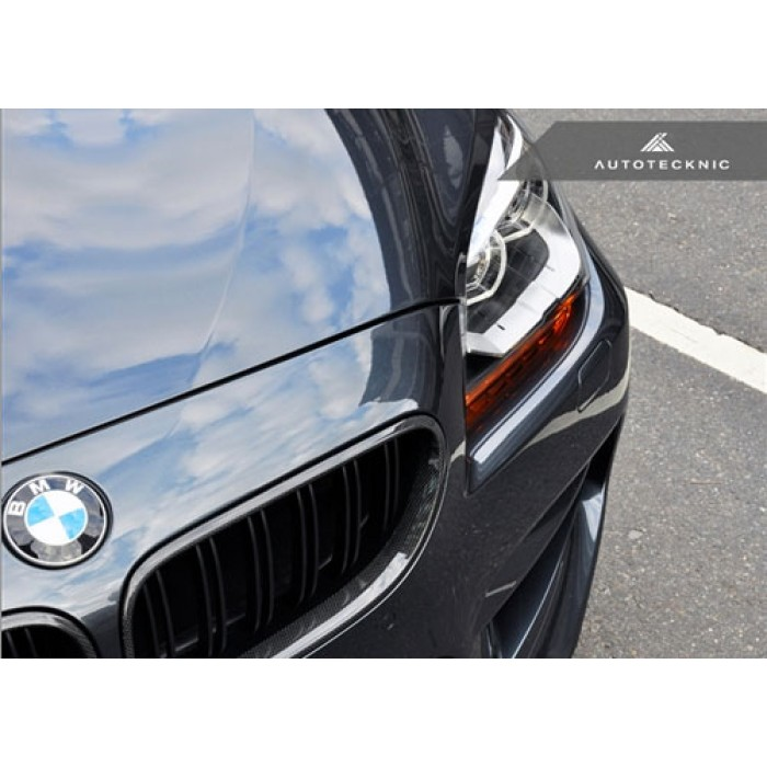 Autotecknic Bmw Front Grilles M6 Style F06 Gran Coupe