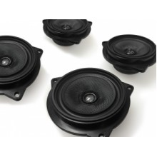 BAVSound Stage One Premium Speaker Upgrade Kit w/ Base (Stereo) Audio System for BMW F30 F31 F32 F33 F34 F36