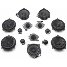 BAVSound Stage One Premium Speaker Upgrade Kit w/ Harman Kardon Audio System for BMW G30/G31/G38/F90