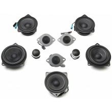BAVSound Stage One Premium Speaker Upgrade Kit w/ Standard (Hi-Fi) Audio System for BMW G30/G31/G38