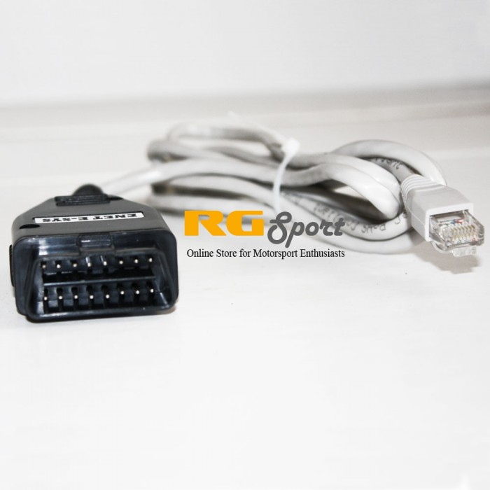 BMW ENET (Ethernet to OBD) Interface Cable E-SYS ICOM Coding