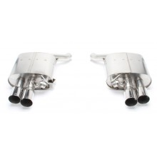 DINAN Free Flow Stainless Exhaust BMW F06 Gran Coupe | F12 F13 650i (P/N: D660-0040)