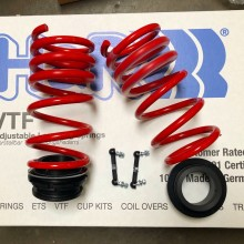 H&R VTF SPRINGS BMW F15/F16 X5/X6 F85/F86 X5M/X6M 2014-up with self leveling (P/N: 23008-1)