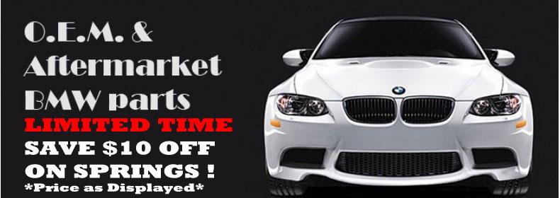 BMW OEM & Aftermarket Parts